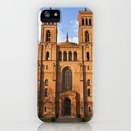 Sant Thomas Church in Berlin iPhone Case