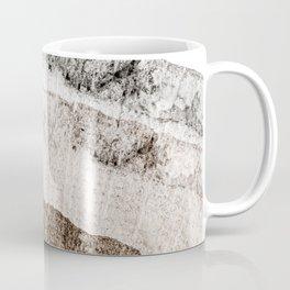 Tree Slice Abstract  Coffee Mug