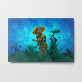 The Croods - Look How They Shine For You Metal Print