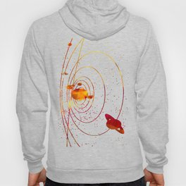 The Red Planet. Hoody