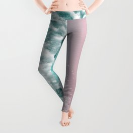 Ocean Beauty #1 #wall #decor #art #society6 Leggings