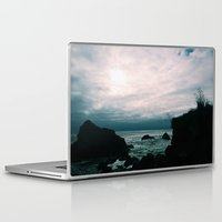 big sur Laptop & iPad Skins featuring Big Sur by GBret