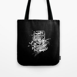 Romance May Fade Tote Bag