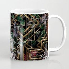 GATSBY and FLORAL pattern Coffee Mug