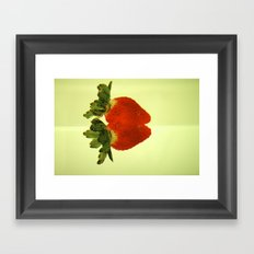 Impression Framed Art Print