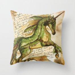 Campchurch Throw Pillow