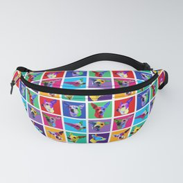 Maggie Warholed Fanny Pack