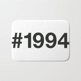 1994 Bath Mat