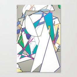 Color #8 Canvas Print