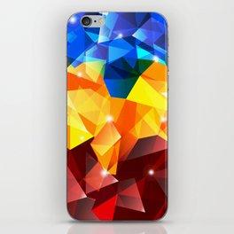 Polygon Ron iPhone Skin