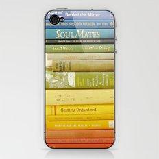 Rainbow Library iPhone & iPod Skin