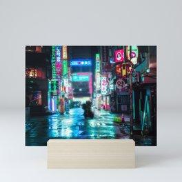 Drive Mini Art Print