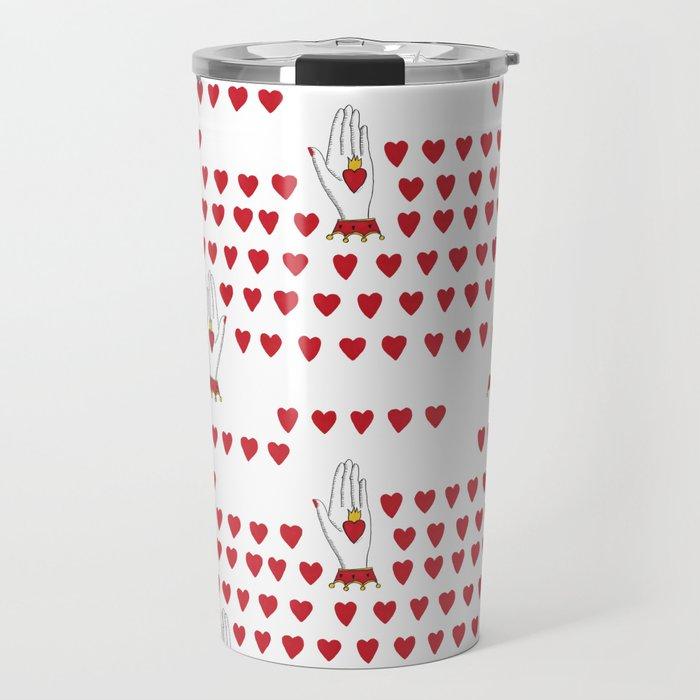 Take my heart Travel Mug
