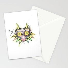 Majora's Mask Stationery Cards