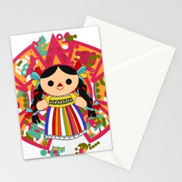 Maria 2 (Mexican Doll) Stationery Cards