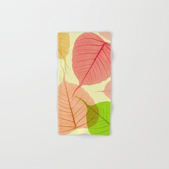 Organic Vivaldi Primavera Hand & Bath Towel