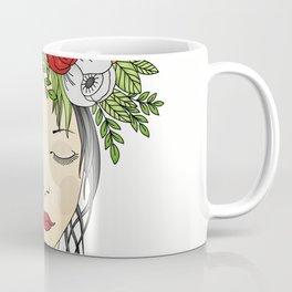 Flowers Queen - Poppies Coffee Mug
