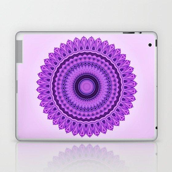 Magic Mandala Laptop & iPad Skin