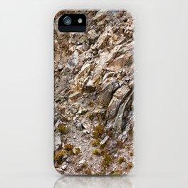 scrub & strata iPhone Case