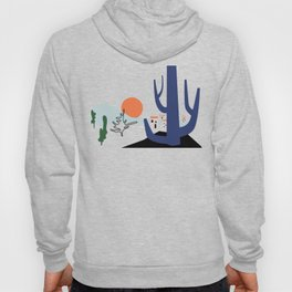 Morning in the valley Hoody