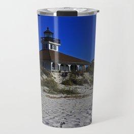 Boca Grande Lighthouse III Travel Mug