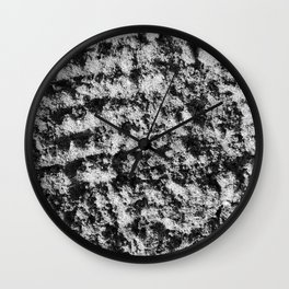 Surface of the World Wall Clock