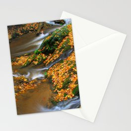 Meeting of the Creeks Stationery Cards