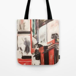 City Painting - New York Tote Bag