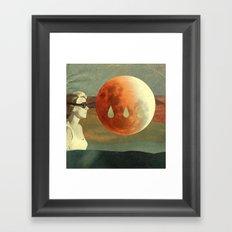 tangible spirits Framed Art Print