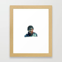 Tom Hiddleston Framed Art Print