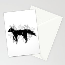 Magical creature Stationery Cards