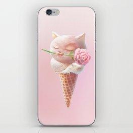 Summer Rose iPhone Skin