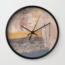2017 Composition No. 23 Wall Clock
