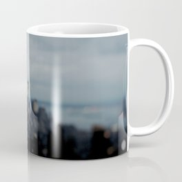 Manhattan Blackout Coffee Mug