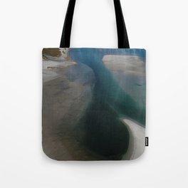 Mason's Inlet at Wrightsville Beach NC Tote Bag