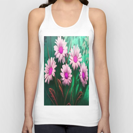 Mythical SunFlowers Unisex Tank Top