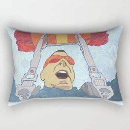 Sky dive Rectangular Pillow