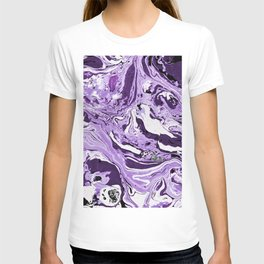 Marble texture 7 T-shirt