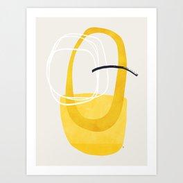 Citra Art Print