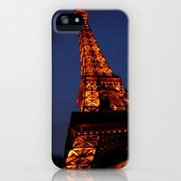 Las Vegas - Paris iPhone Case