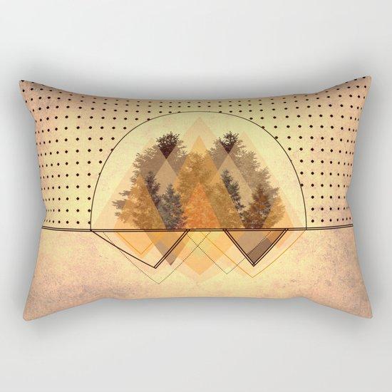 try tree-angles Rectangular Pillow
