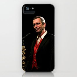 Hugh Laurie - I iPhone Case