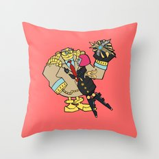 We Ar-Are As One. Throw Pillow