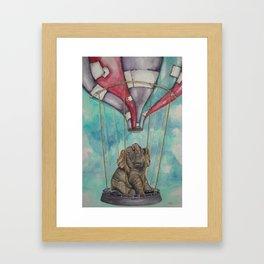 L.E. Framed Art Print