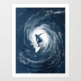 Category 5 Art Print