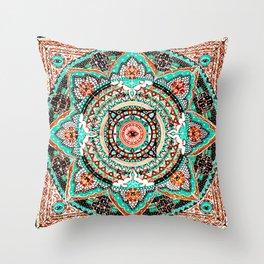 Illuminated Consciousness Throw Pillow