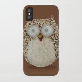 Specs, The Grainy Owl! iPhone Case