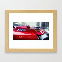 Gilles Framed Art Print