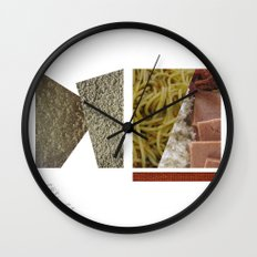 No Carbs and Cholestrols   Wall Clock
