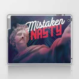 Mistaken Nasty Laptop & iPad Skin